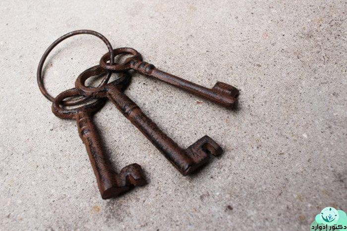 تفسير حلم المفتاح في المنام