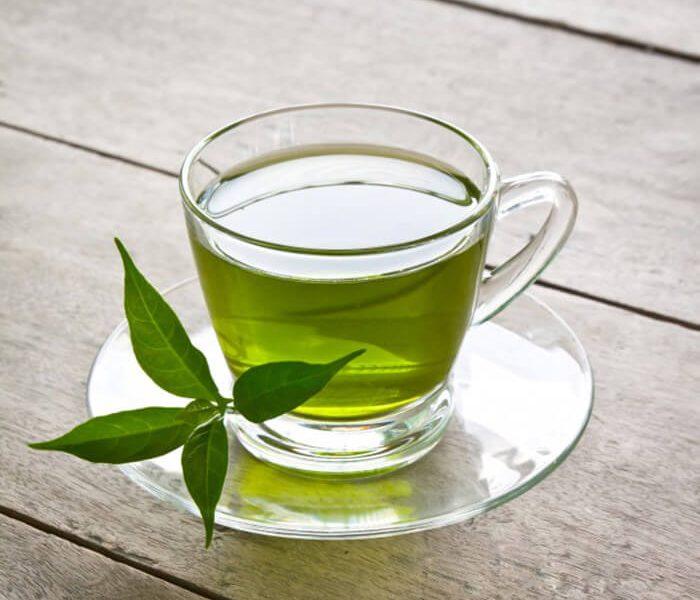 فوائد الشاي الأخضر للكرش
