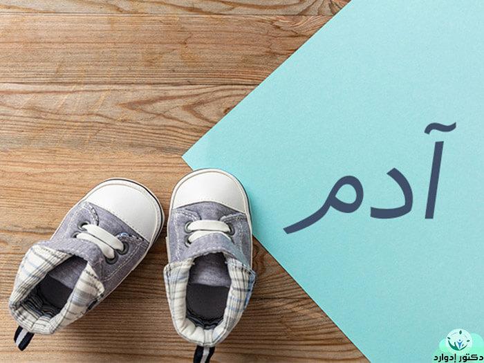 معنى اسم ادم في اللغة العربية
